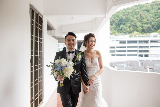 Wedding Day Full Coverage by Steven Yam Photography - 040