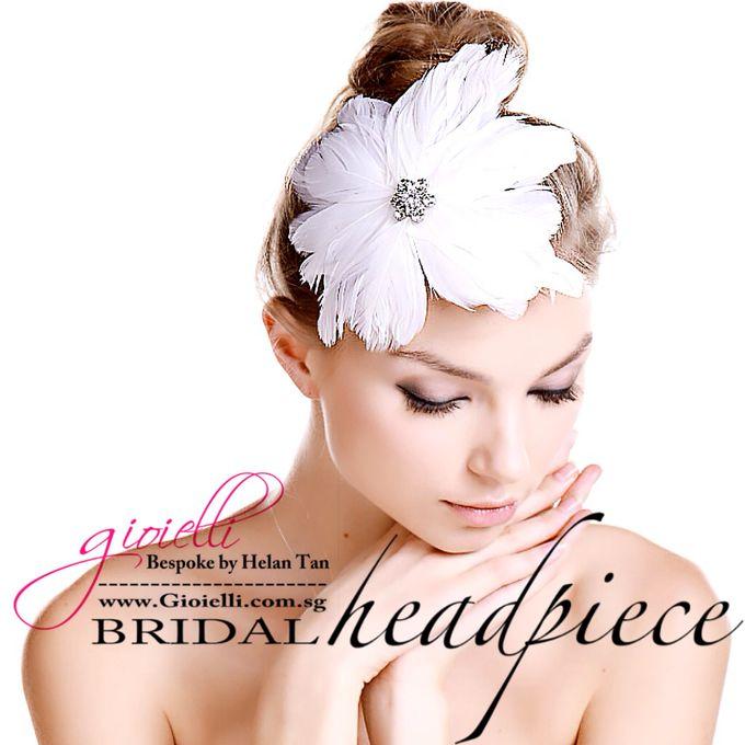 Gioielli Bridal Accessories & Crystal Bouquets by Gioielli Bridal Accessories & Crystal Bouquets - 002