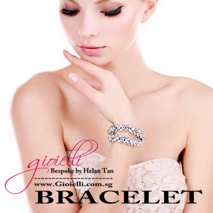 Gioielli Bridal Accessories & Crystal Bouquets by Gioielli Bridal Accessories & Crystal Bouquets - 003