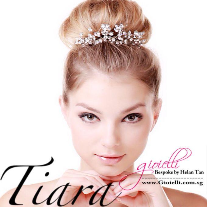 Gioielli Bridal Accessories & Crystal Bouquets by Gioielli Bridal Accessories & Crystal Bouquets - 004