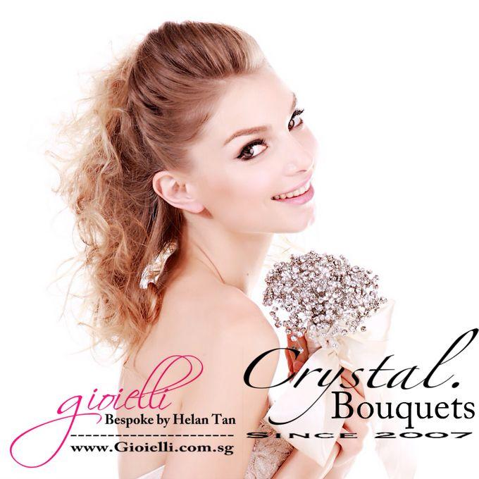 Gioielli Bridal Accessories & Crystal Bouquets by Gioielli Bridal Accessories & Crystal Bouquets - 005