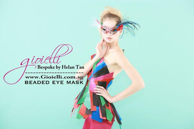 Gioielli Bridal Accessories & Crystal Bouquets by Gioielli Bridal Accessories & Crystal Bouquets - 007
