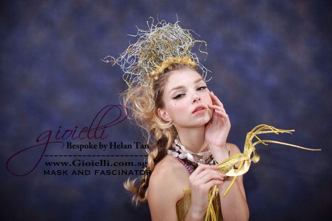 Gioielli Bridal Accessories & Crystal Bouquets by Gioielli Bridal Accessories & Crystal Bouquets - 009