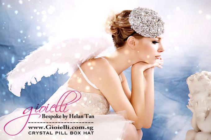 Gioielli Bridal Accessories & Crystal Bouquets by Gioielli Bridal Accessories & Crystal Bouquets - 010