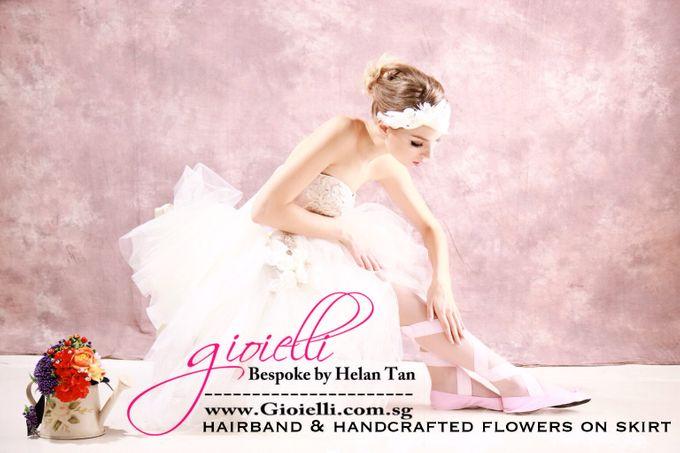 Gioielli Bridal Accessories & Crystal Bouquets by Gioielli Bridal Accessories & Crystal Bouquets - 011