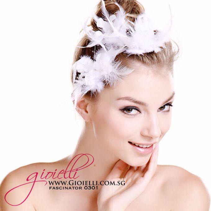 Gioielli Bridal Accessories & Crystal Bouquets by Gioielli Bridal Accessories & Crystal Bouquets - 012