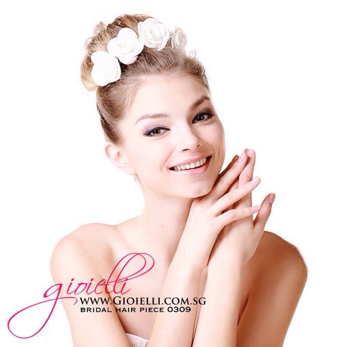 Gioielli Bridal Accessories & Crystal Bouquets by Gioielli Bridal Accessories & Crystal Bouquets - 013