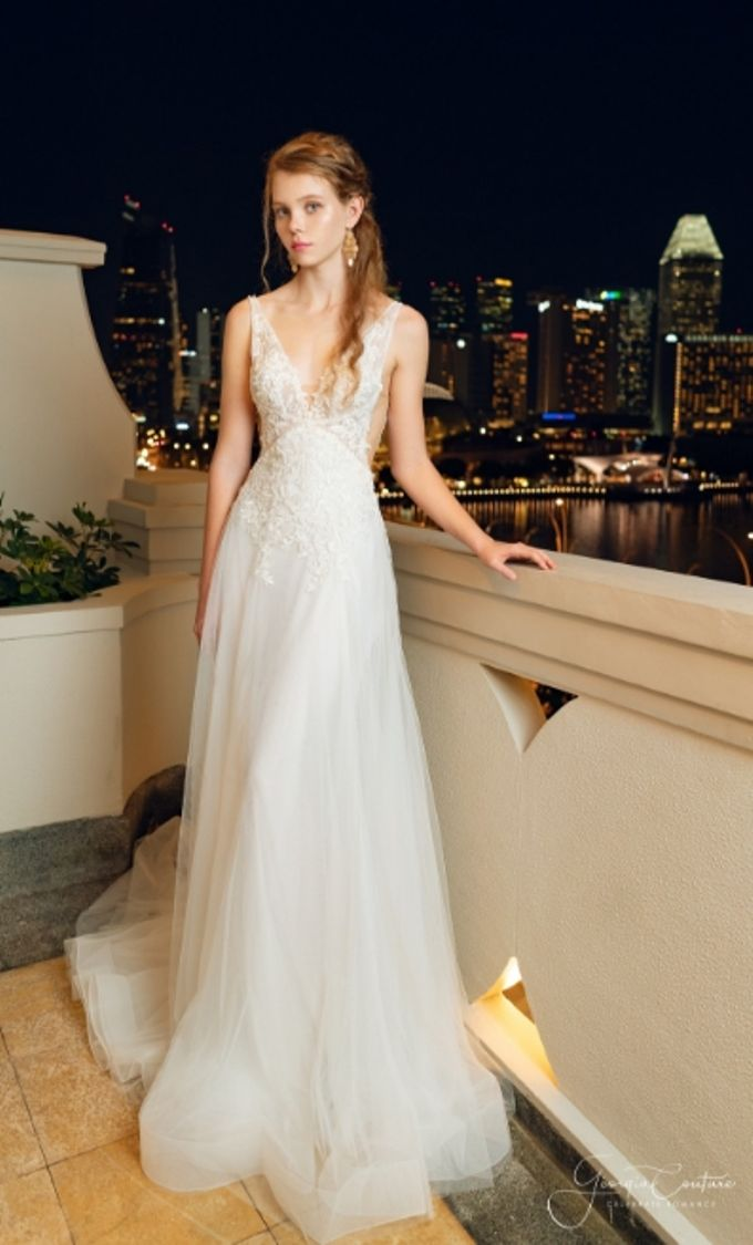 Giorgia Couture - Elysian Collection by Grace Atelier Weddings - 004