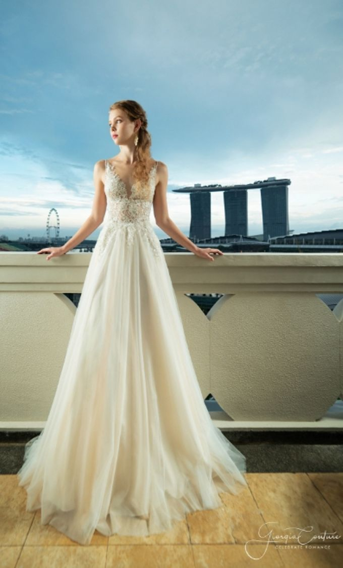 Giorgia Couture - Elysian Collection by Grace Atelier Weddings - 003