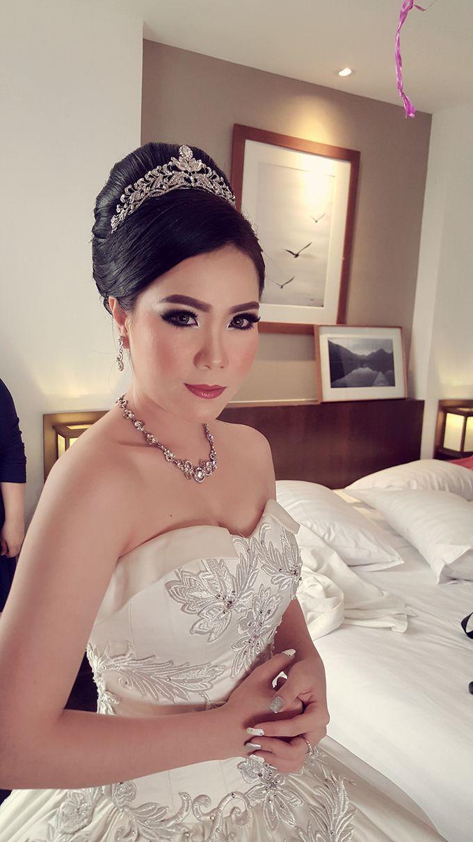 Make Up Bride by Flo Make Up Artist - 008