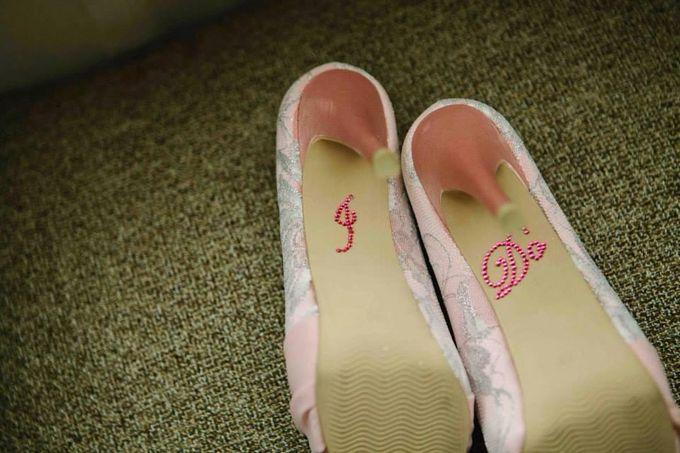 Bridal Shoe Close Ups by Christy Ng Shoes - 028