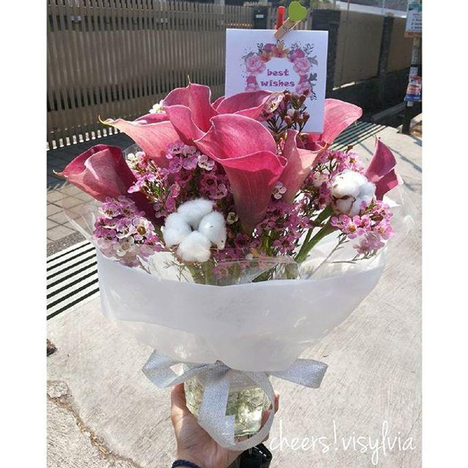 Gift Bouquet  by visylviaflorist - 033