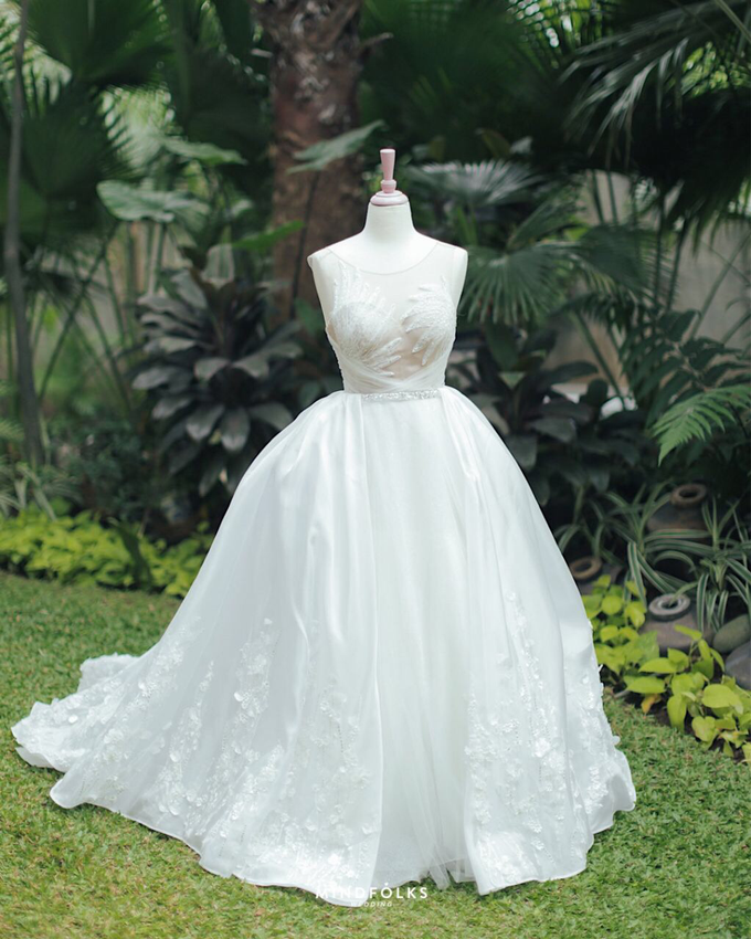 Wedding Gown by GÍSELA - 007
