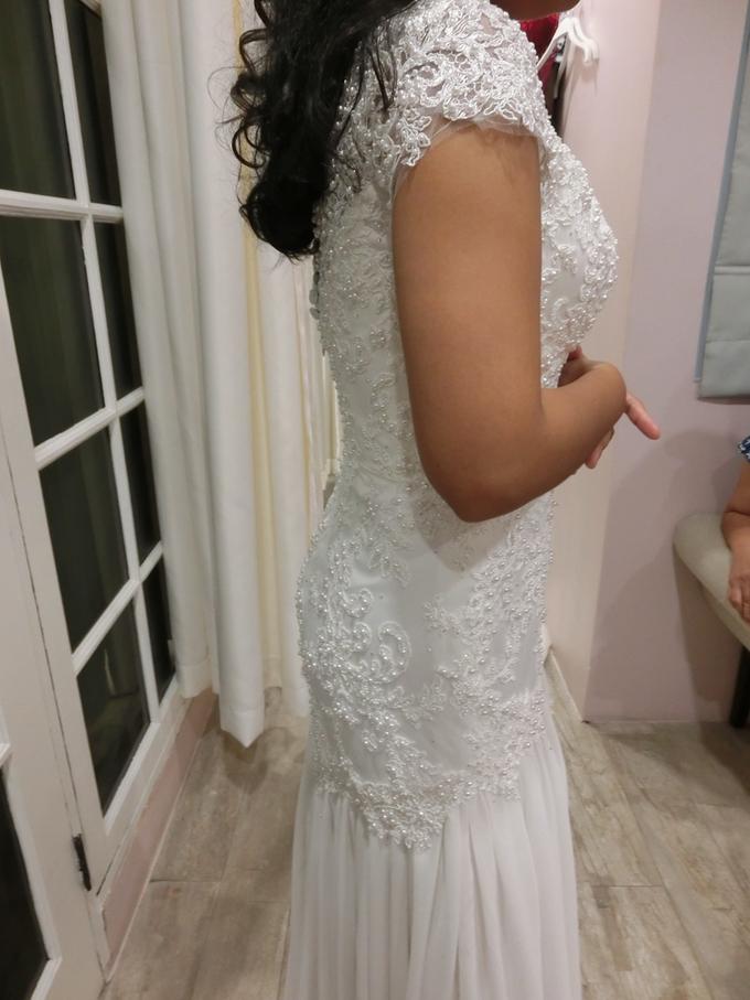 Wedding Gown by GÍSELA - 011