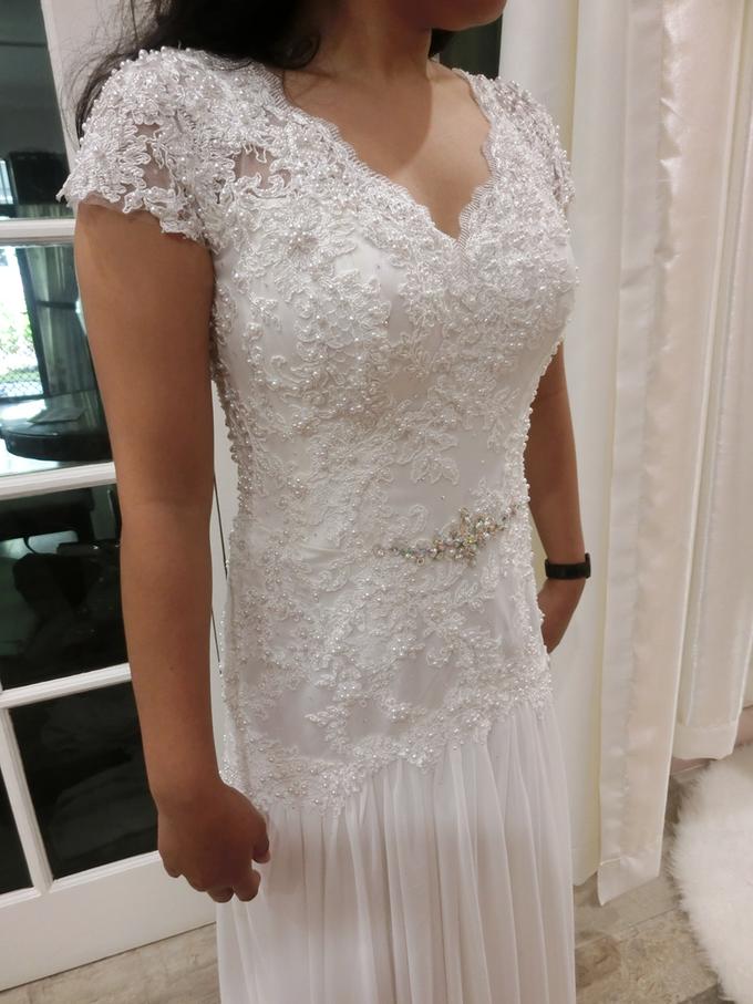 Wedding Gown by GÍSELA - 009