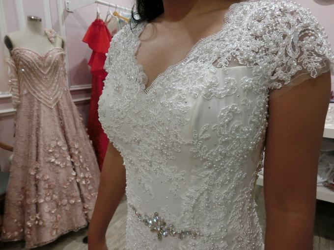Wedding Gown by GÍSELA - 008