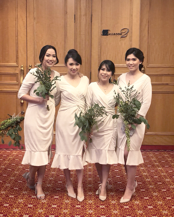 Bridesmaid's dress by GÍSELA - 007