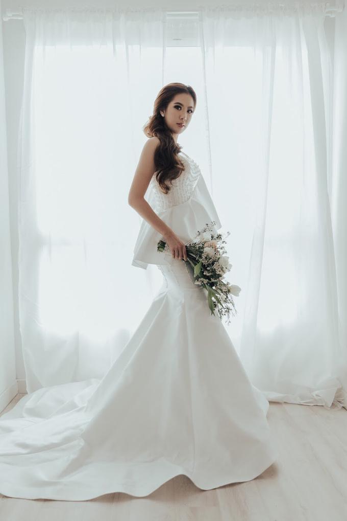 Wedding Gown by GÍSELA - 016