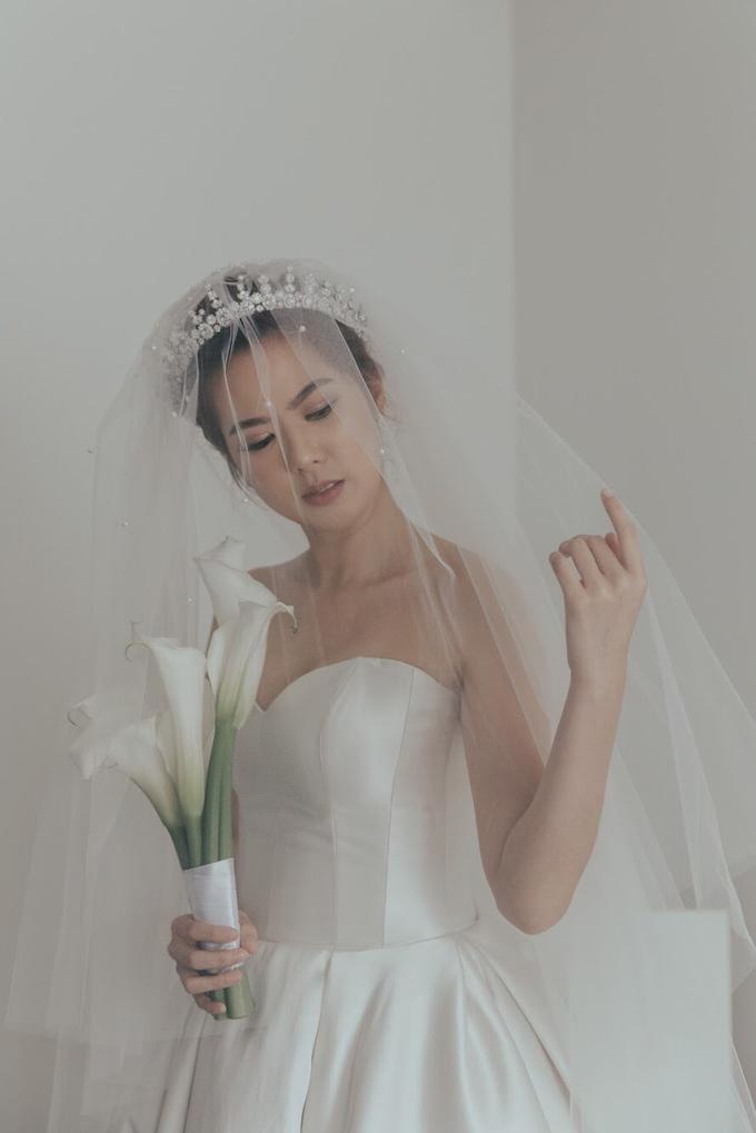 Wedding Gown by GÍSELA - 018