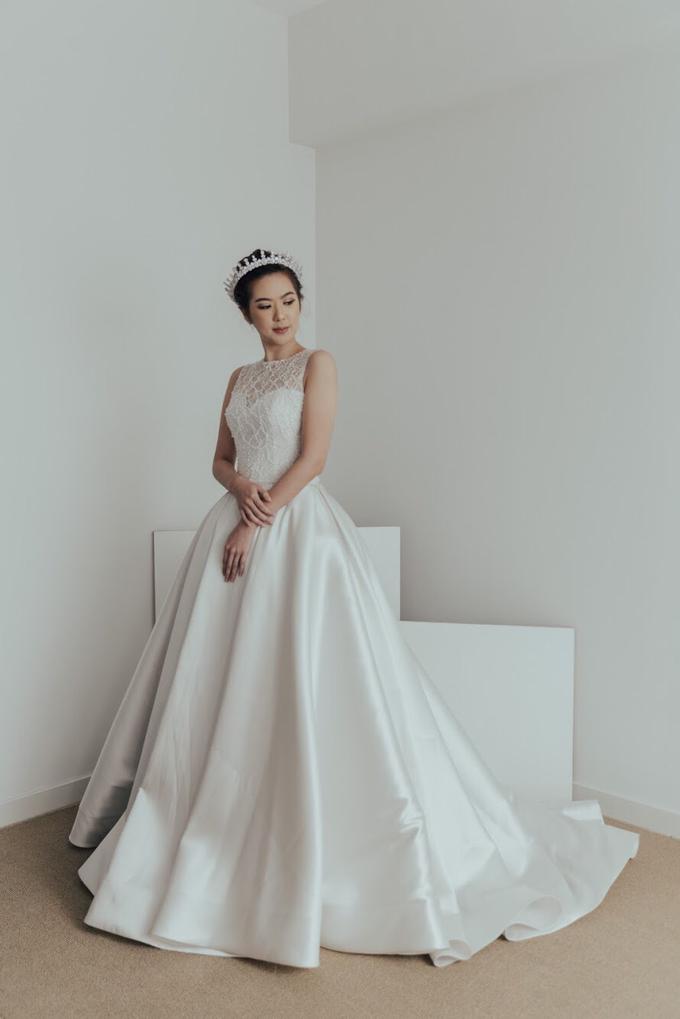 Wedding Gown by GÍSELA - 021