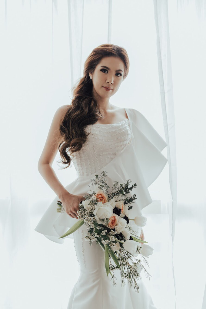 Wedding Gown by GÍSELA - 020