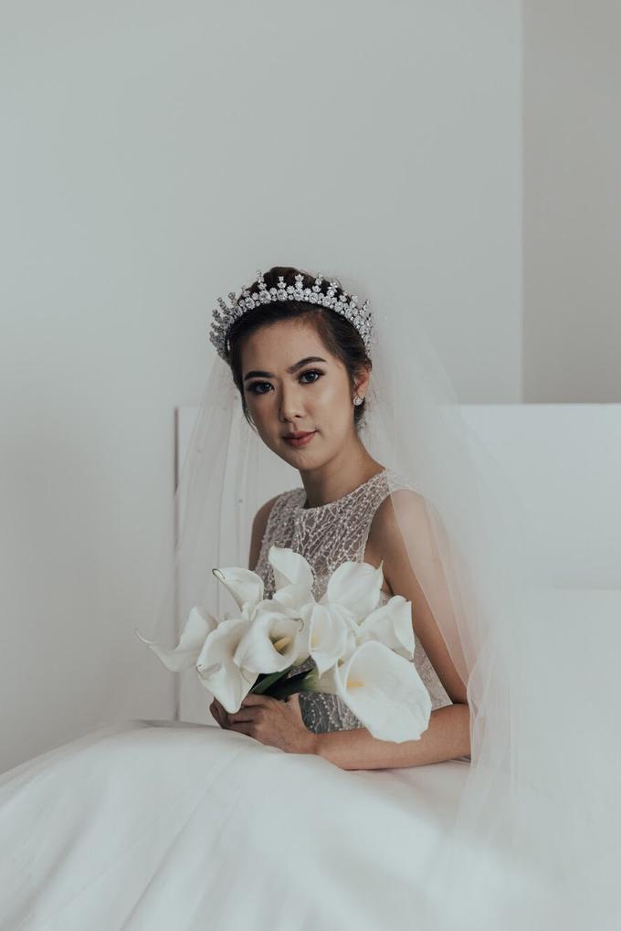 Wedding Gown by GÍSELA - 019