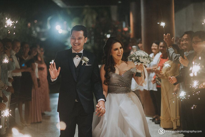 Guzena & Tiffany's Bali wedding by GÍSELA - 003
