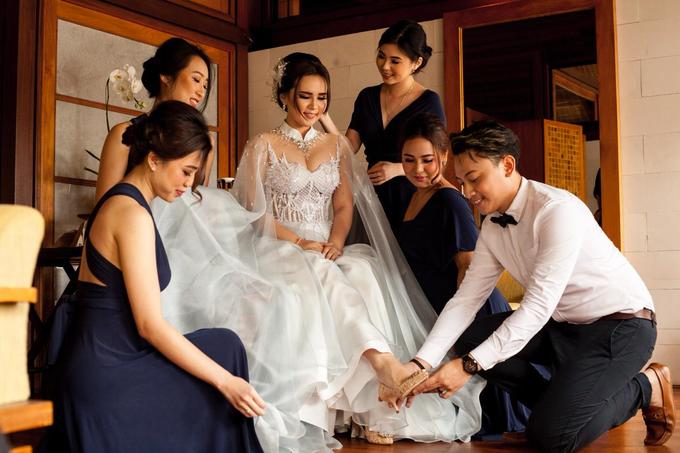 Guzena & Tiffany's Bali wedding by GÍSELA - 001
