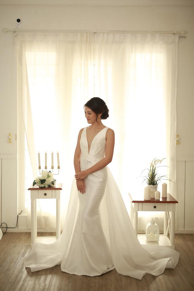 Wedding Gown by GÍSELA - 022
