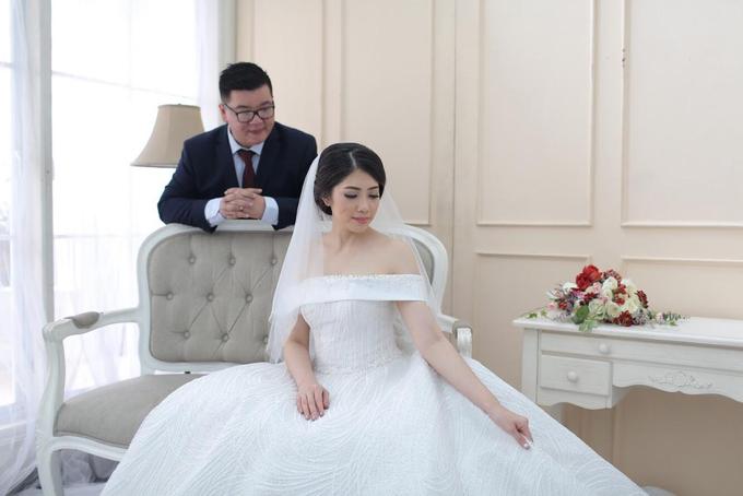 Wedding Gown by GÍSELA - 023