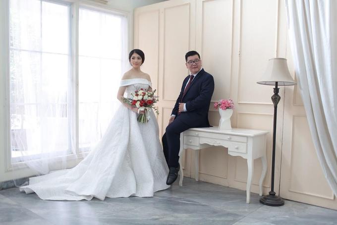 Wedding Gown by GÍSELA - 024