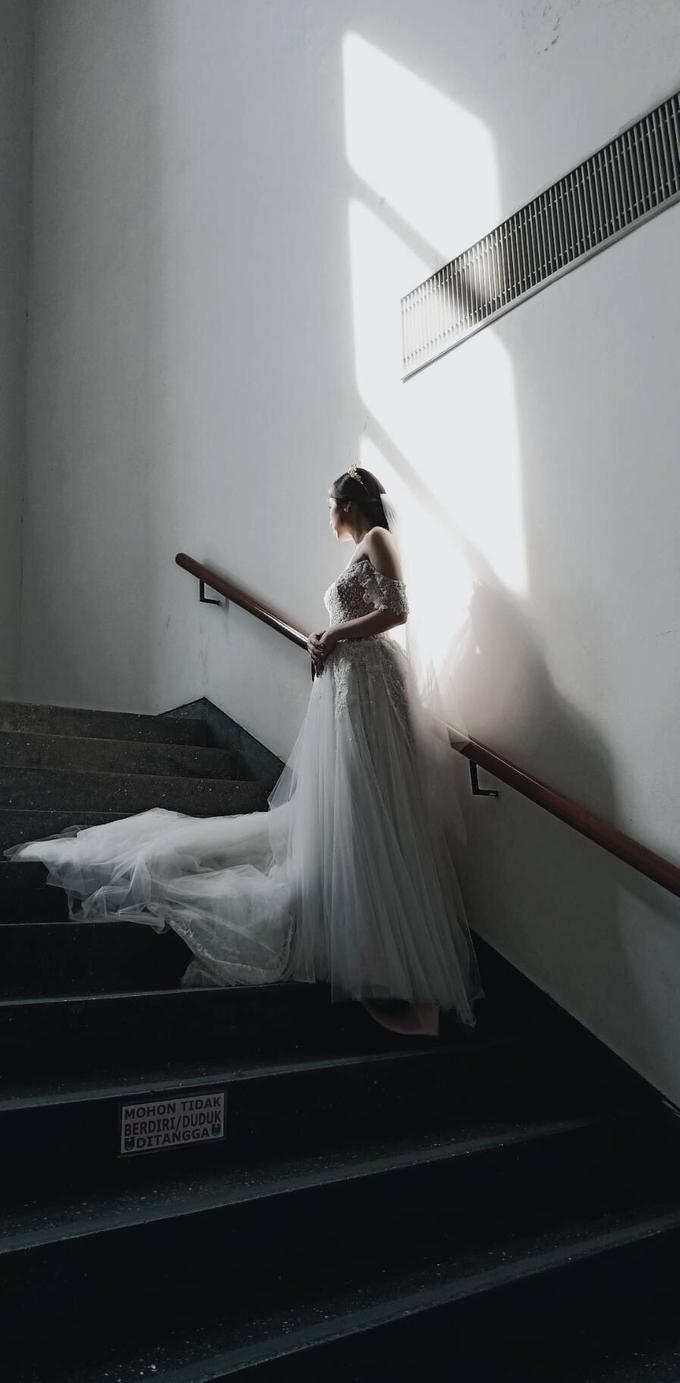 Wedding Gown by GÍSELA - 025