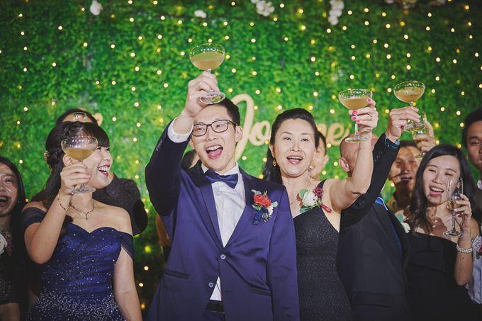 Wedding Day - Geo & Joanne by The Fullerton Hotels - 004