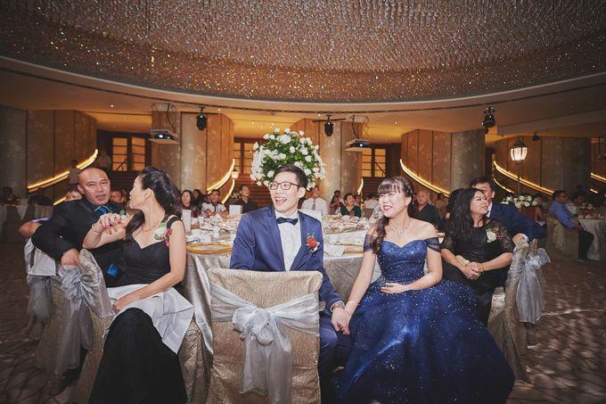 Wedding Day - Geo & Joanne by The Fullerton Hotels - 005