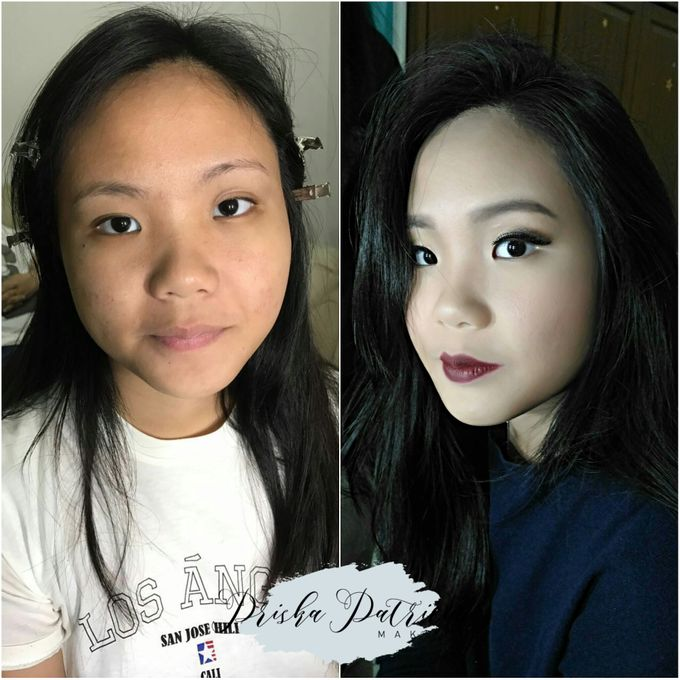 PROFESSIONAL MAKEUP CLASS by Priska Patricia Makeup - 027