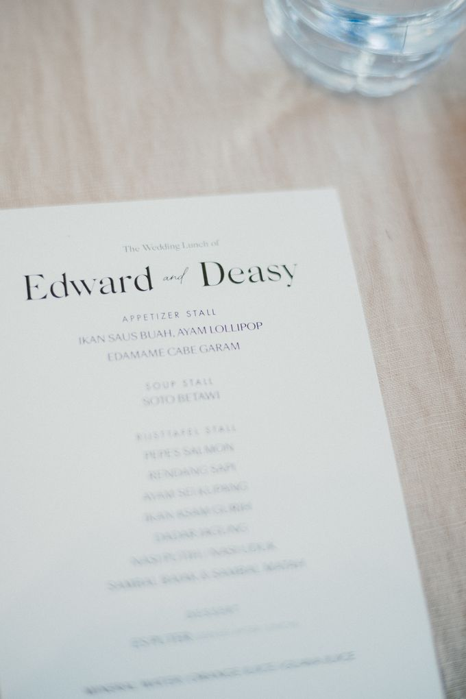 Intimate Wedding Luncheon of Edo & Deasy by Milieu Space - 005
