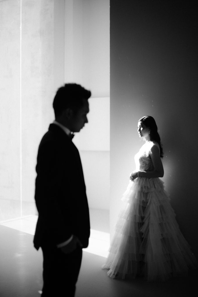 Intimate Wedding Luncheon of Edo & Deasy by Milieu Space - 013