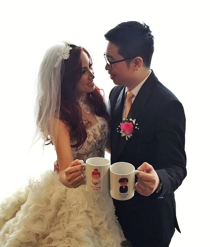 de_Wedding Of Andrew & Arline by de_Puzzle Event Management - 002