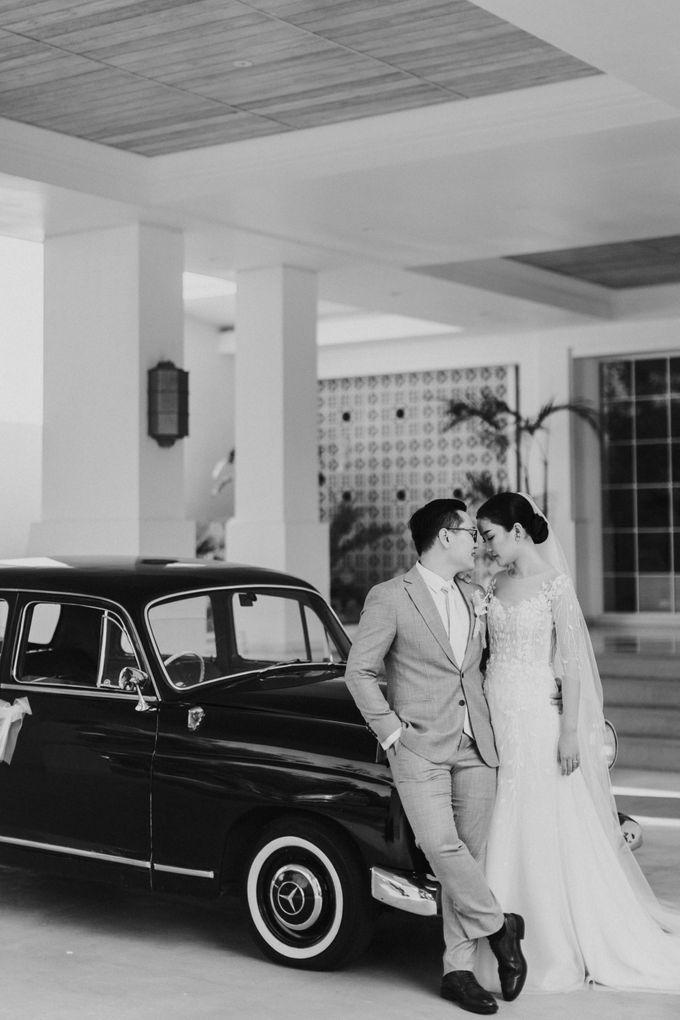 The Wedding Kent & Gloria by Gedong Putih - 002