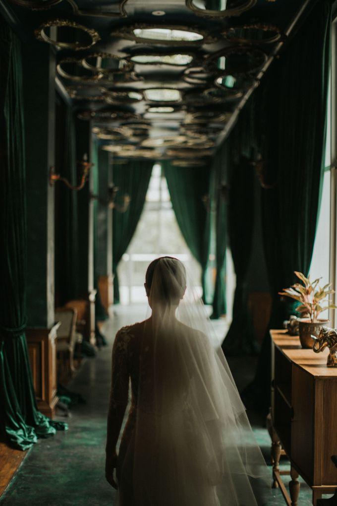 The Wedding Kent & Gloria by Gedong Putih - 009