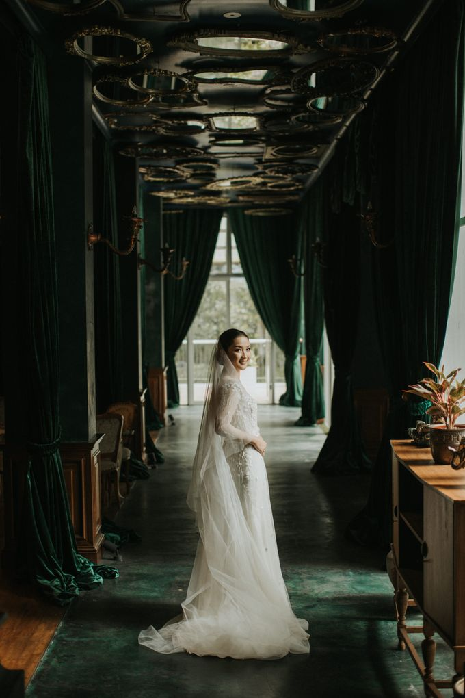 The Wedding Kent & Gloria by Gedong Putih - 007