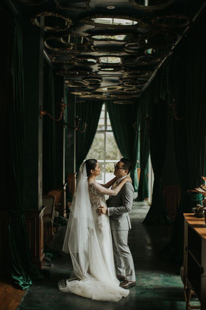 The Wedding Kent & Gloria by Gedong Putih - 008