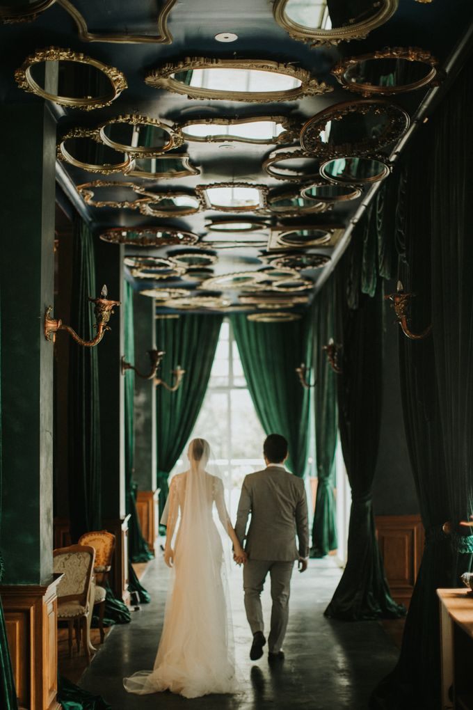 The Wedding Kent & Gloria by Gedong Putih - 012