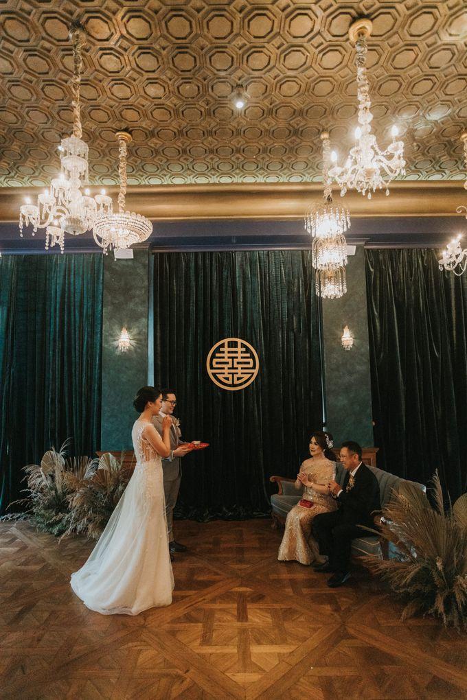 The Wedding Kent & Gloria by Gedong Putih - 049