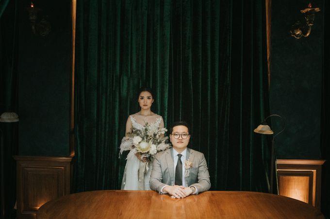 The Wedding Kent & Gloria by Gedong Putih - 036