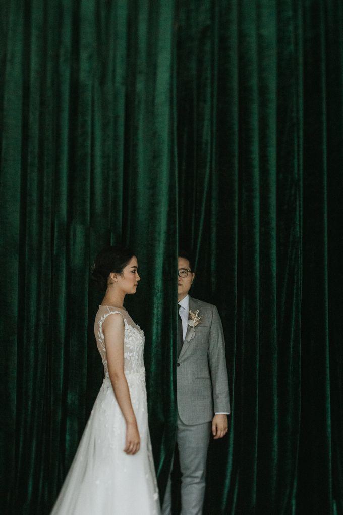 The Wedding Kent & Gloria by Gedong Putih - 042