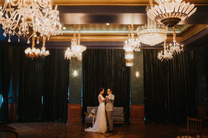 The Wedding Kent & Gloria by Gedong Putih - 013