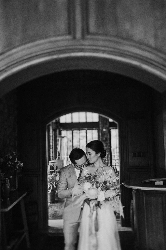 The Wedding Kent & Gloria by Gedong Putih - 015