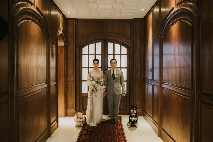 The Wedding Kent & Gloria by Gedong Putih - 047