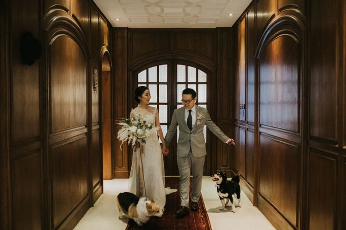 The Wedding Kent & Gloria by Gedong Putih - 032